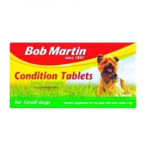 BobMartinConditionTabletsSmallDog50_s.Front_e1a21333-dfab-48eb-842b-75d522b2755a
