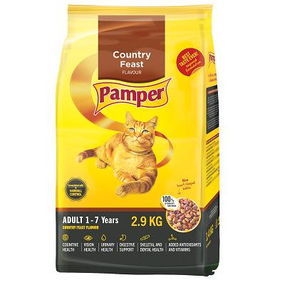 PAMPER2.9kgCountryFeastFlavourcopy