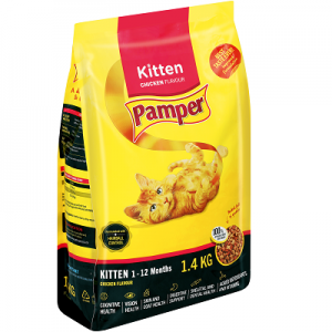 PAMPERKITTENDRYCATFOOD